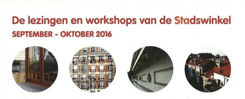 Lezingen en workshops SW 2016