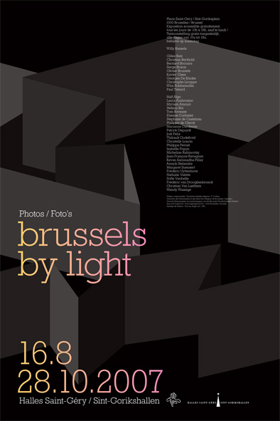 Brussels by Light