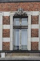 Een raam voor restauratie (A. de Ville de Goyet©GOB-MRBC)