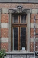 Een raam na restauratie (A. de Ville de Goyet©GOB-MRBC)