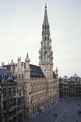 De Grote Markt - Stadhuis