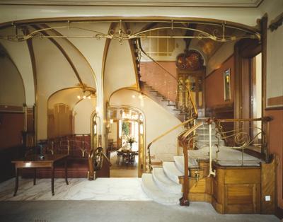 Huis en atelier Horta