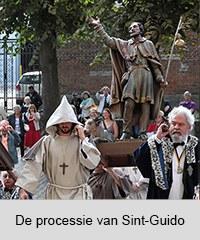 Processie van St-Guido