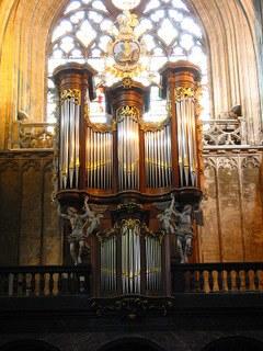 Inventaris van de orgels