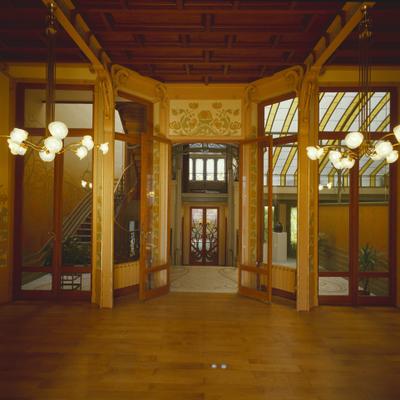 Hotel Tassel - Interieur