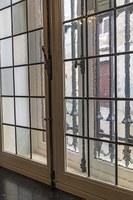 Gerestaureerd dubbel raam © urban.brussels