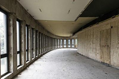 Rectoraatsgebouw van de VUB - © Urban.brussels