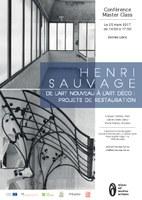 Henri Sauvage, van Art Nouveau tot Art Deco