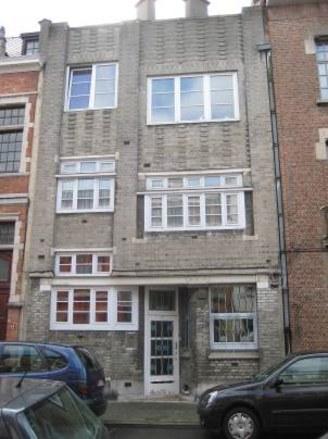 Huis aan de Servais-Kinetstraat 13