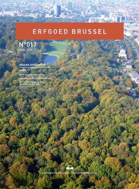 Tijdschrift Erfgoed Brussel nr 14