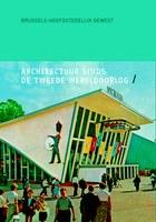 Architectuur sinds de Tweede Wereldoorlog