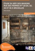 Rapport d'analyse dendrochronologique rue des Pierres n° 32 et 36 à Bruxelles